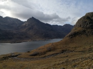 coruisk view north